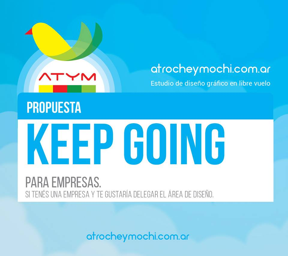 KEEP GOING Para empresas